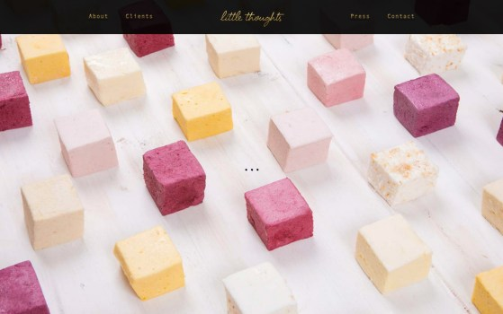 litttle thoughts website
