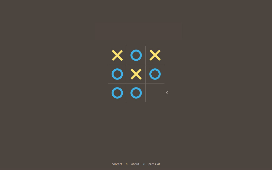 tic tac toe game on ios