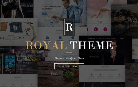 one page wordpress theme on themeforest