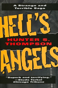 Book - A Strange and Terrible Saga Hunter S Thompson