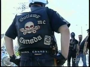 Outlaws MC Canada Member