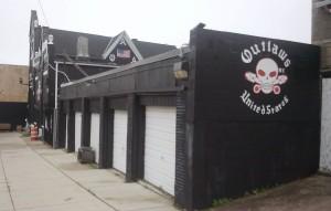 Outlaws MC Clubhouse Milwaukee