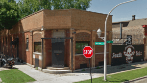 Outlaws MC Clubhouse South Side Chicago