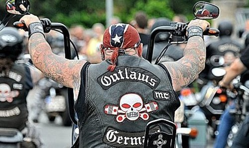 Outlaws MC (Motorcycle Club) - One Percenter Bikers