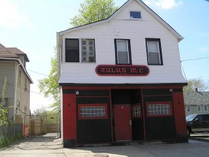 Zulus Motorcycle Club Clubhouse Cleveland