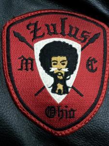 Zulus Motorcycle Club Logo