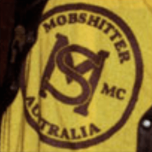 Mobshitters MC Patch