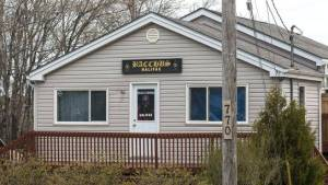 Bacchus MC Clubhouse Halifax Canada