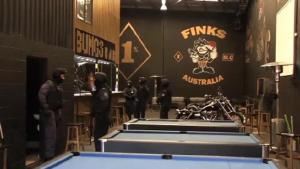 Finks MC Riverstone Clubhouse