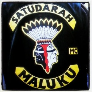 Satudarah MC Patch