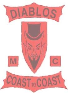 Diablos MC Patch Logo