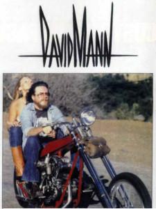 El Forastero MC Dave Mann (David)