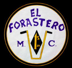 El Forastero MC Patch Logo