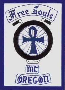 Free Souls MC Patch Logo