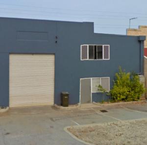 Rock Machine MC Suspected Clubhouse Kardinya Western Australia