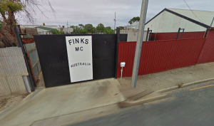 Mongols MC Thebarton (former Finks MC clubhouse)