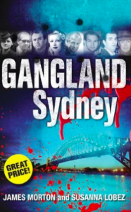 Nomads MC Book Gangland Sydney James Morton Susanna Lobez