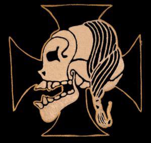Outcast MC Patch Logo