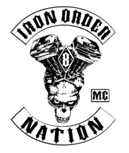 Iron Order MC Patch Logo