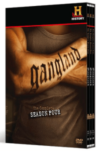 Sons of Silence MC DVD Gangland Season 4