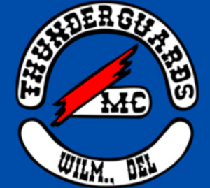 Thunderguards MC Patch Logo