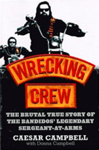 Colin Caesar Campbell book Wrecking Crew