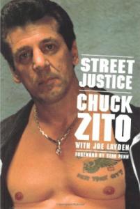 Chuck Zito book Street Justice