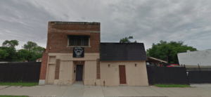 Forbidden Wheels MC clubhouse Detroit Michigan
