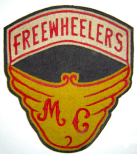 Freewheelers MC patch logo original