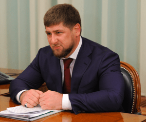 Night Wolves MC Ramzan Kadyrov