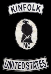 Kinfolk MC patch logo