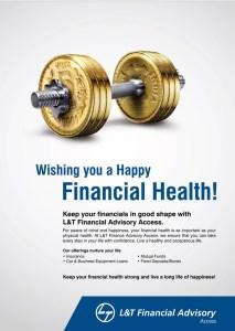 L&T Financial ad