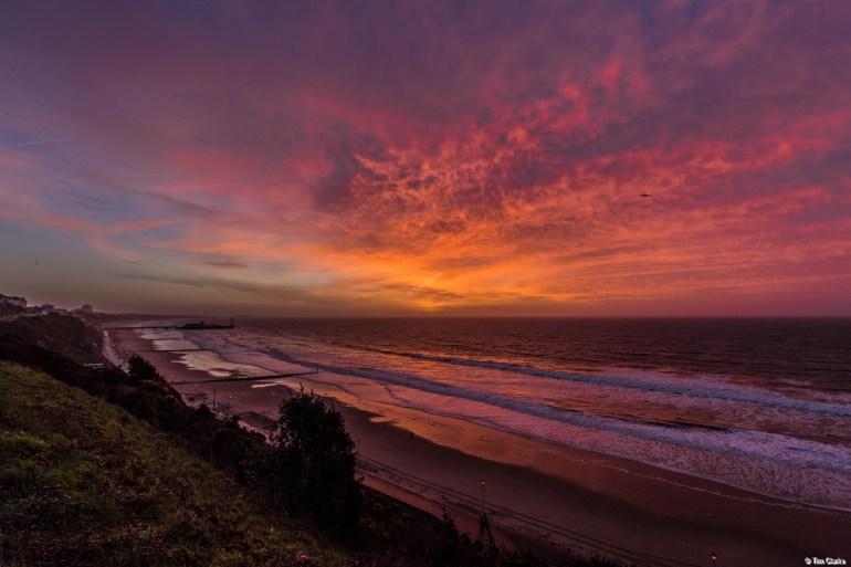 Coastal Sunrise.