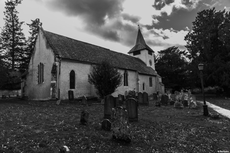 Aldermaston Church: St Mary the Virgin.