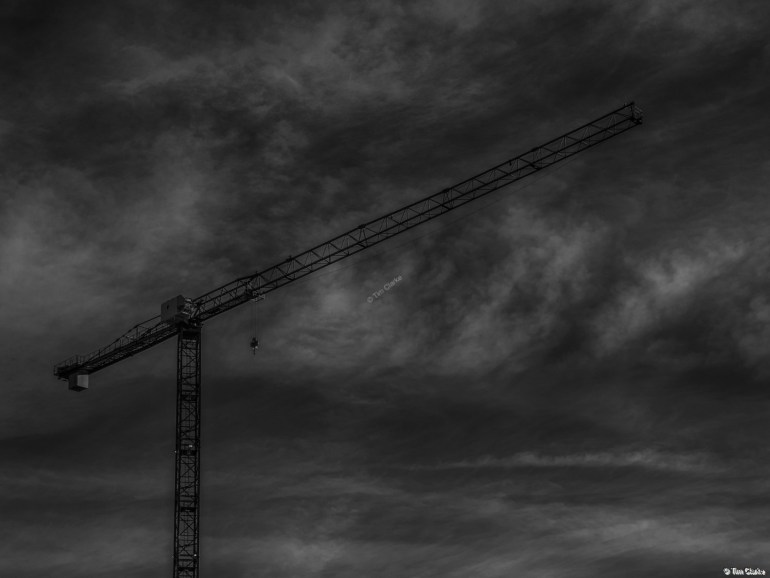 Crane: Pointing the Way Ahead.