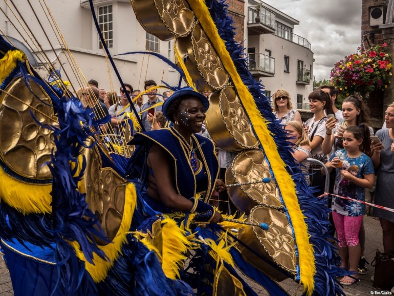 Newbury Carnival: Festival of Colour.
