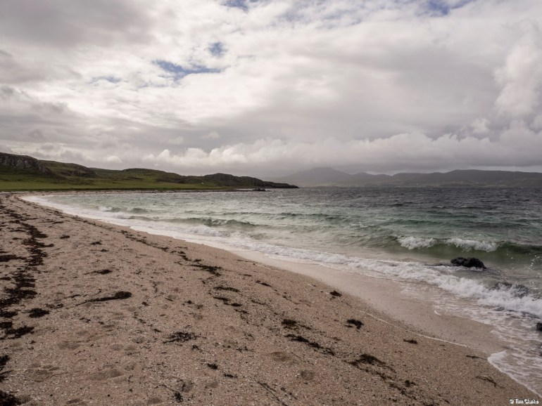 Claigan Coral Beach: The stunning feature on the north coast of Skye.