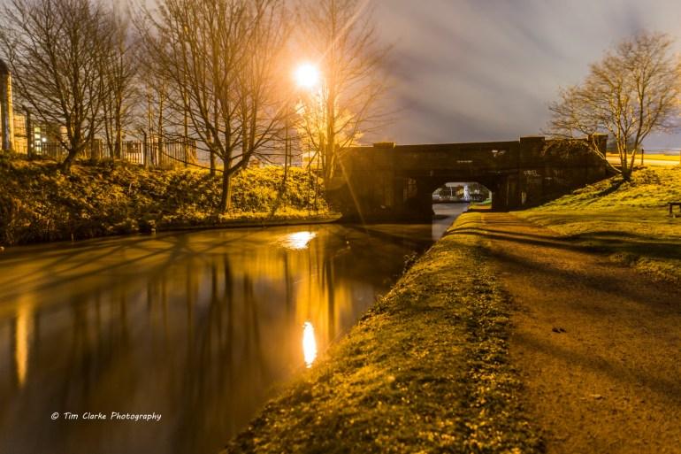 New Inns Road Bridge, Titford Canal.