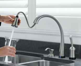 delta faucet review touch2o