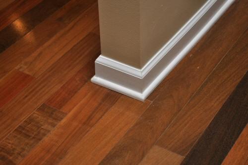 How Hard It Lay Hardwood Floors