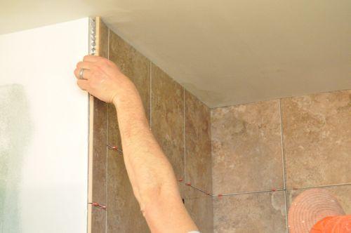 tile a bathroom shower walls floor