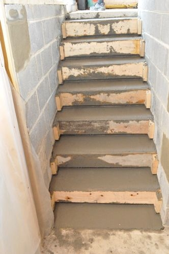 How To Pour Concrete Stairs One Project Closer | Outside Stairs To Basement | Walkout | Too Steep | Residential | Both Side | Side Entrance