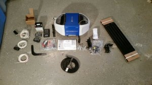 Chamberlain 114 HP MyQ WiFi Garage Door Opener Review