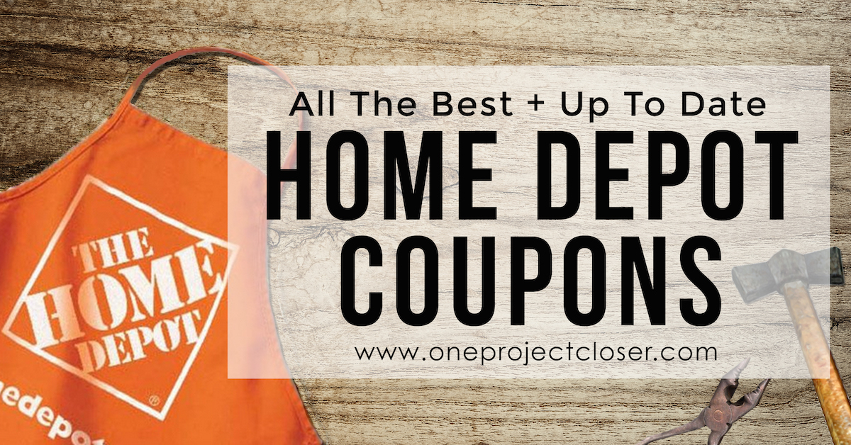 home depot coupons coupon codes 10