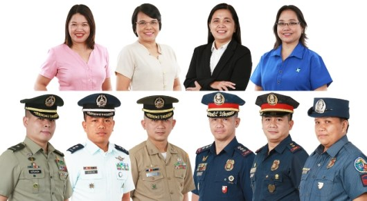 2018 MBFI Outstanding Filipinos Awardees