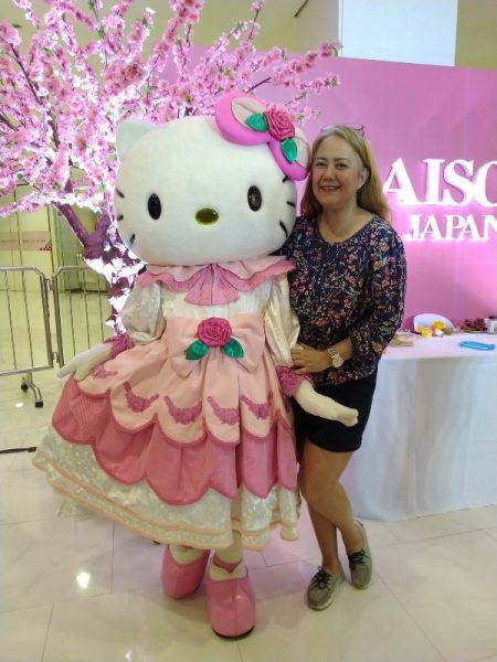 Daiso Japan Opened the New Cherry Blossom-inspired Flagship Store