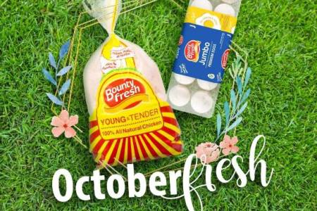 Bounty Fresh World Chicken and Egg Day 2018