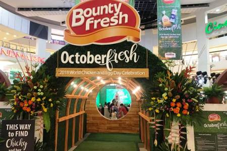 Bounty Fresh: World Chicken and Egg Day 2018