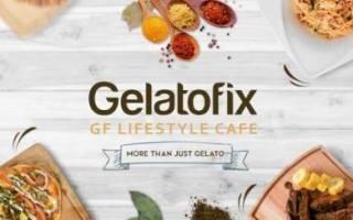 Gelatofix Lifestyle Cafe