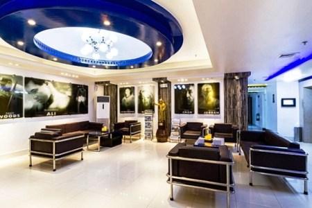ICON Hotel Timog Lobby